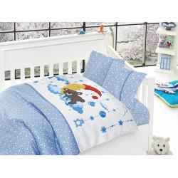 Бебешко спално бельо - Sleeper Blue от StyleZone