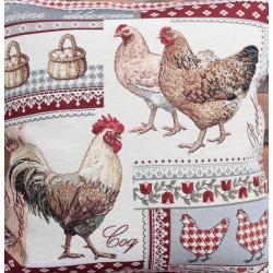 Испанска декоративна възглавница с цип - РИТА от StyleZone