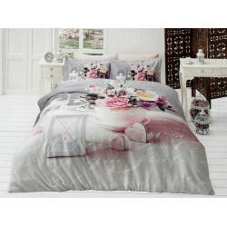 3D спално бельо памучен сатен  АНДРЕА от StyleZone