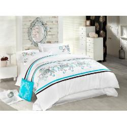 Вип спално  бельо  от висококачествен сатениран памук -Galata от StyleZone