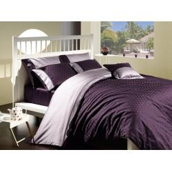 Вип спално  бельо  от висококачествен сатениран памук -Prestige leylak от StyleZone