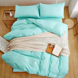 Плик за олекотена завивка от 100% памук - ЦВЯТ МЕНТА от StyleZone