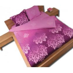 Стандартна калъфка за възглавница от 100% памук - ВИКТОРИЯ РОЗЕ от StyleZone