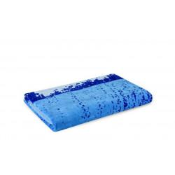 Плажна кърпа от висококачествен 100% памук - УЕЙВ от StyleZone