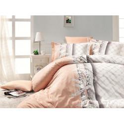 Луксозно спално бельо от сатениран памук- DAFNE от StyleZone