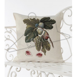 Испанска декоративна калъфка за възглавница с цип - СМОКИНЯ от StyleZone