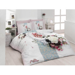 3D Спално Бельо Памучен Сатен - AMARA от StyleZone
