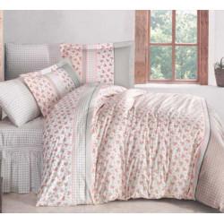Нежно спално бельо от 100% памук ранфорс - Prize V2 от StyleZone