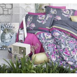 Стилно спално бельо от 100% сатениран памук - Ringa V1 от StyleZone