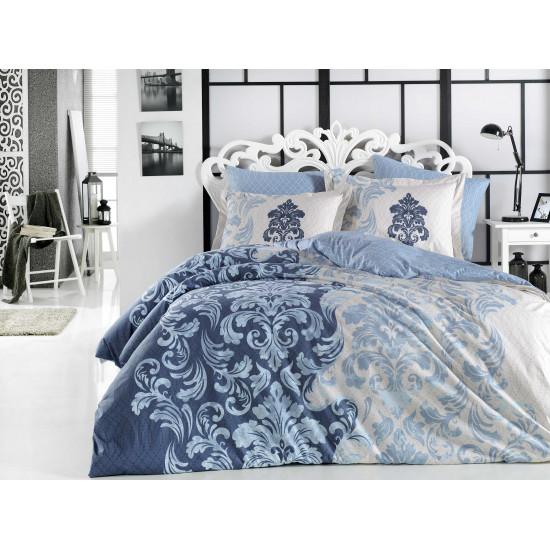 Луксозно спално бельо от 100% памук поплин - MIRELLA ROYAL от StyleZone