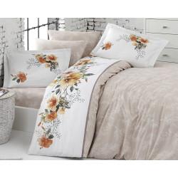 Лимитирана колекция спално бельо от 100% памук - JANET от StyleZone