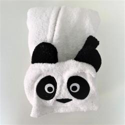 Детски халат за баня 100% Микропамук - ПАНДА от StyleZone