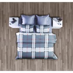 Спално бельо от 100% памук с олекотена завивка - ДЖОИ от StyleZone