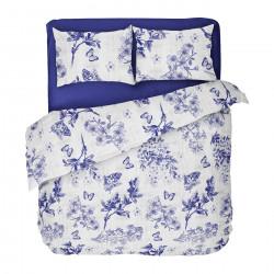 Българско цветно спално бельо от 100% памук - ЖОСЕФИН от StyleZone