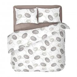 Бългрско цветно спално бельо от 100% памук - ЗЕН 2 от StyleZone