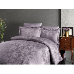 Премиум колекция луксозно спално бельо от вип сатен - FIRENZA LEYLAK от StyleZone
