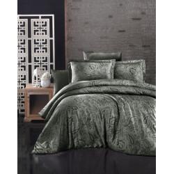 Луксозно спално бельо от 100% сатениран памук - REAGEN HAKI от StyleZone