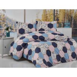 Българско спално бельо от 100% памук - АТИНА от StyleZone