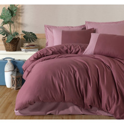 Спално бельо от 100% памук ранфорс - PURE DUSTY ROSE от StyleZone