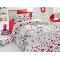 Българско спално бельо от 100% памук - ПРИТИ от StyleZone