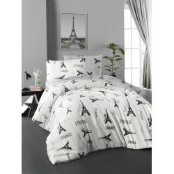 Юношеско спално бельо делукс от 100% памук  -  PARIS от StyleZone