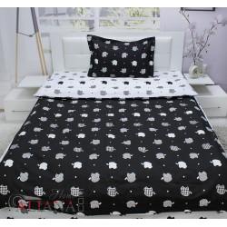 Детски спален комплект - ФРУТИ В ЧЕРНО от StyleZone