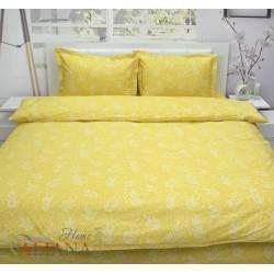 Българско спално бельо от 100% памук ранфорс - ЖЪЛТИ ЛИСТА от StyleZone
