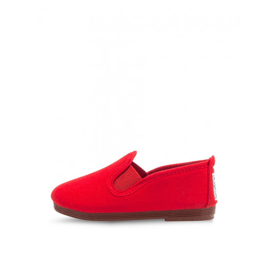 bc0e98a41a0 FLOSSY Junior Slip On Red