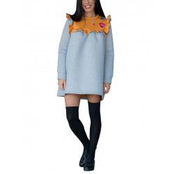 Рокля - PAUSE Steliana Dress Yellow
