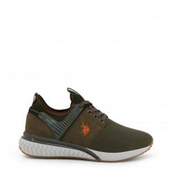 Спортни обувки | U.S. Polo Assn. | Мъжки | Зелени | FELIX4048S8_MY2