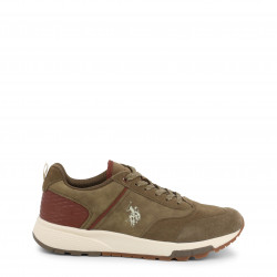 Спортни обувки | U.S. Polo Assn. | Мъжки | Кафяви | AXEL4120W9_SY1