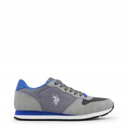 Спортни обувки | U.S. Polo Assn. | Мъжки | Сиви | WILYS4181W7_YT1