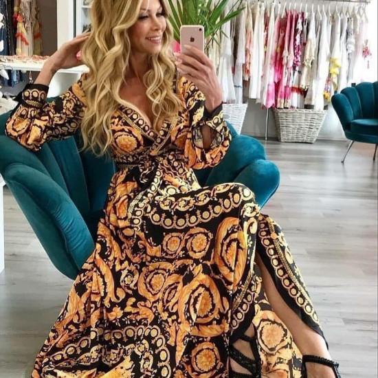 Прекрасна рокля ВЕРСА