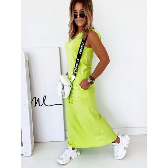 Макси рокля с качулка