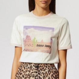 Дамски маркови тениски