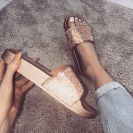 Дамски маркови чехли