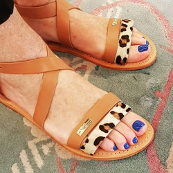 Дамски маркови сандали